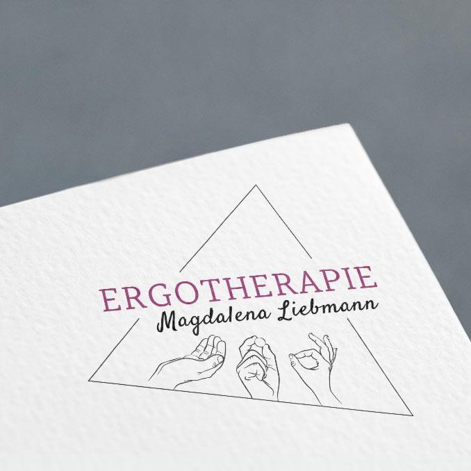 Logo Ergotherapie Magdalena Liebmann Wieselburg