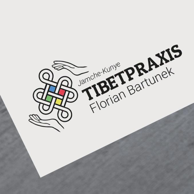Logo Tibetpraxis Florian Bartunek